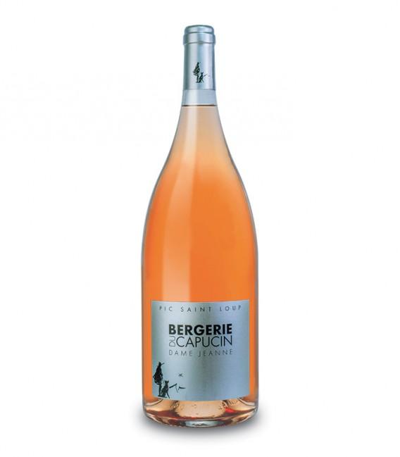 Dame Jeanne pink 2013 - Magnum 150 cl