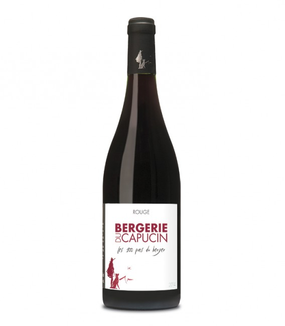 100 Pas du Berger Red 2014 - Bottle 75 cl