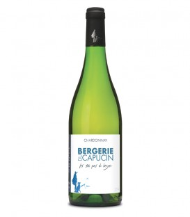100 Pas du Berger Chardonnay 2014 - Bottle 75 cl