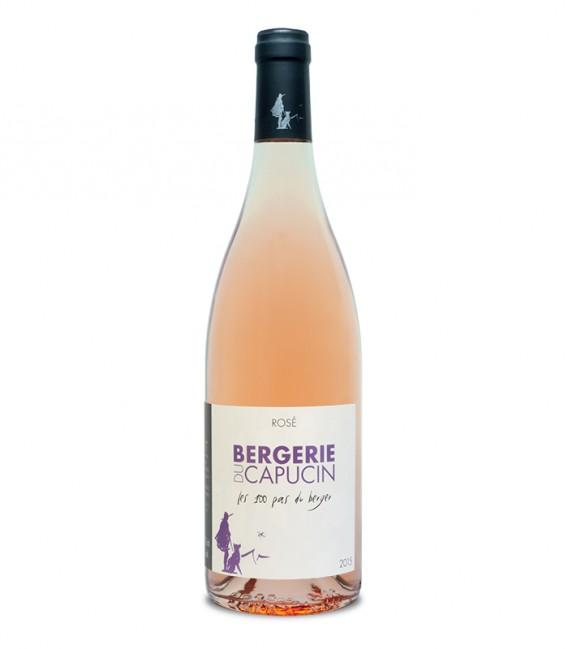Les 100 Pas du Berger Rosé 2015 - Bouteille 75 cl