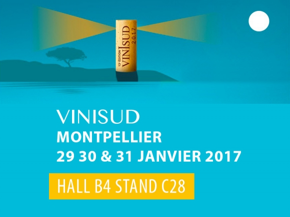 13th edition of VINISUD!