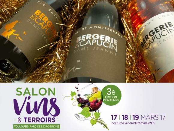 3rd edition of VINS ET TERROIRS - Toulouse!