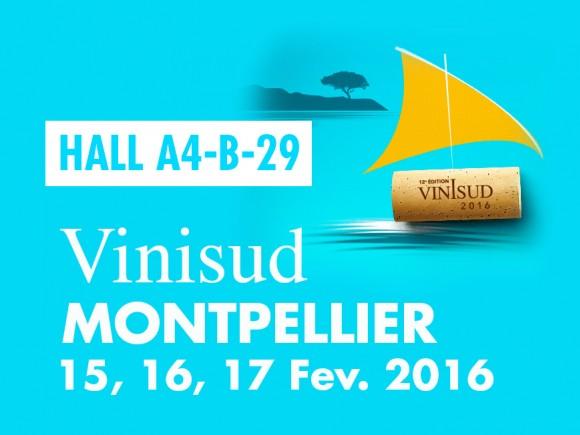 VINISUD 15, 16, 17 Feb. 2016