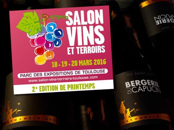 Vins & Terroirs show - 18, 19, 20 march 2016 - Toulouse